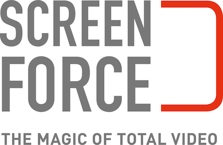 Logo SCREENFORCE © SCREENFORCE