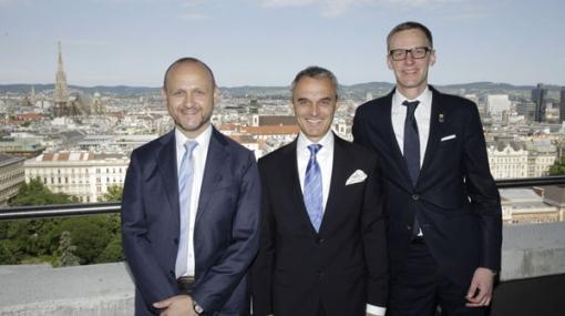 Hilton Vienna Osterreichs Grosstes Hotel Feiert Seinen 40sten