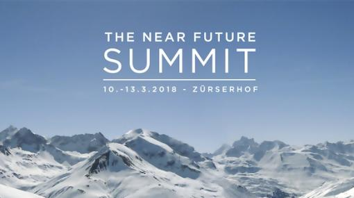 The Near Future Summit 2018 © The Near Future Summit