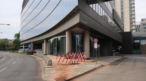 Richtigstellung Zu Autounfall In Wien Landstrasse Hilton Vienna