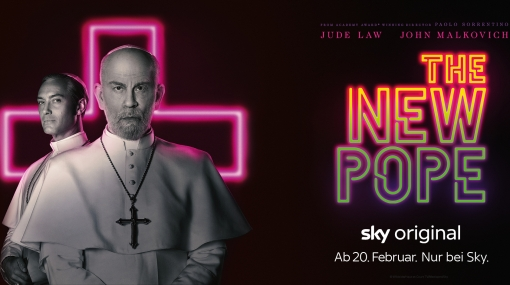 Sky Original Production_The New Pope © Sky