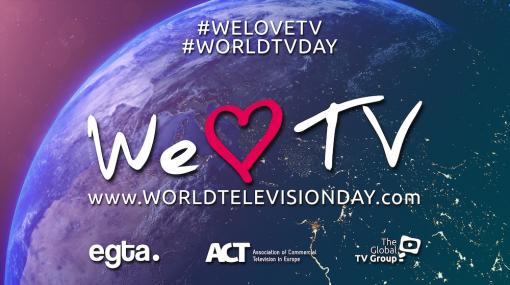 World Television Day 2020 © egta