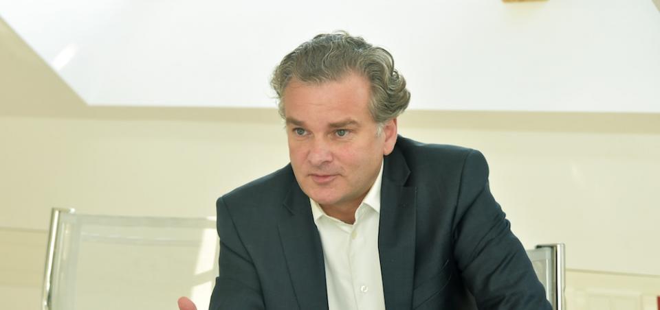 oeticket Geschäftsführer Christoph Klingler © Christian Jobst
